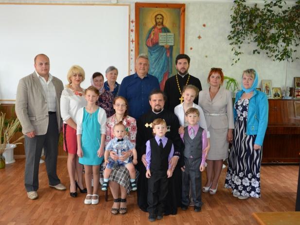 Орден матери сегодня вручили матушке Марии Скобей